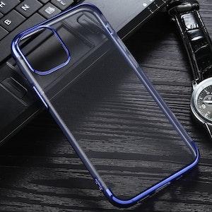 Ultratunnt skydd till iPhone 12 mini Blå