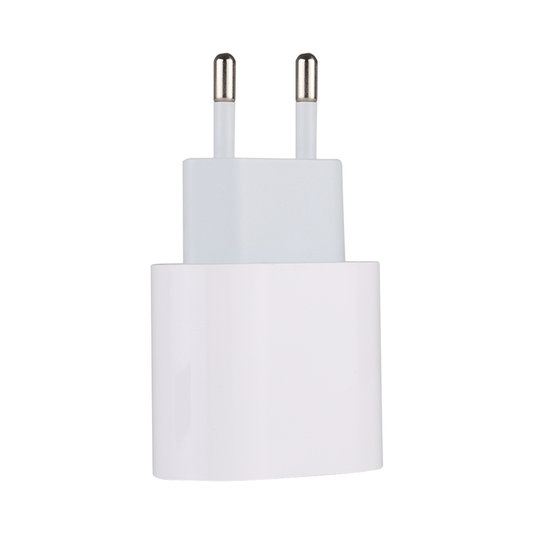 18W USB-C Snabbladdare, Väggladdare