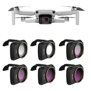 DJI Mavic Mini / Mini 2,  6-Pack ND-Filter