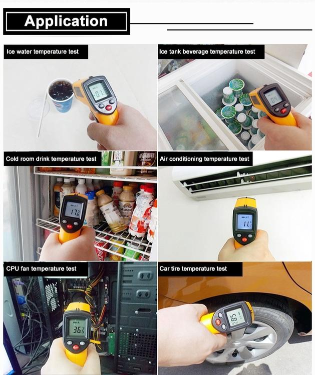 IR Termometer