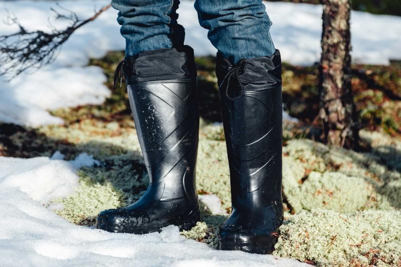 Vinterstövlar för jakt