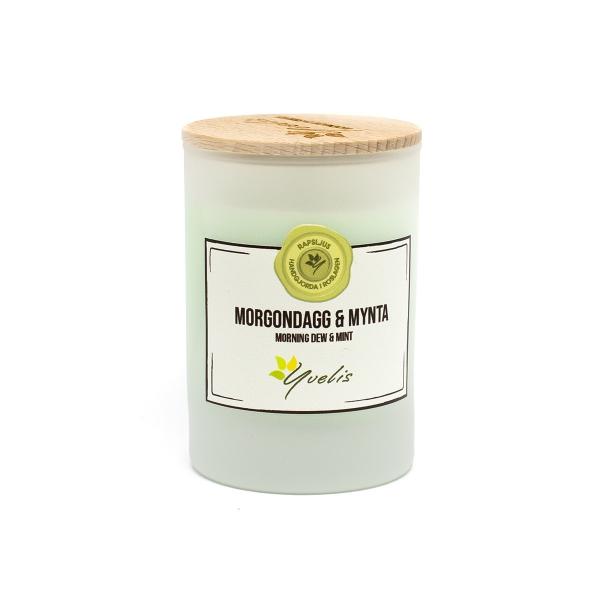 Doftljus Yvelis, Morgondagg & Mynta - Från 129 kr