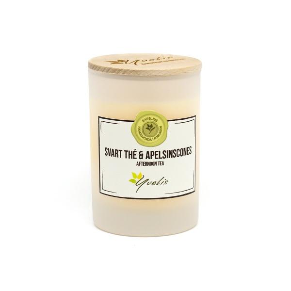 Doftljus Yvelis, Svart Thé & Apelsinscones - Från 139 kr
