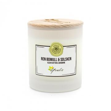 Doftljus Yvelis, Ren bomull & solsken- Från 129