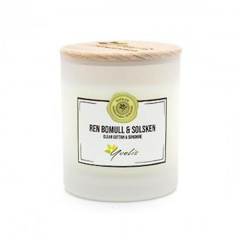 Doftljus Yvelis, Ren bomull & solsken- Från 139
