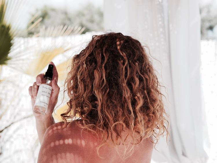 Saltspray hårmist ekologisk - Gröna Gredelina
