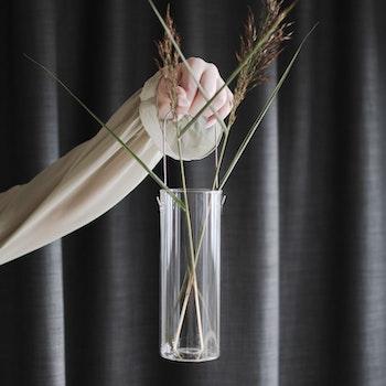 Liten hängande glasvas Kumlaby - Storefactory