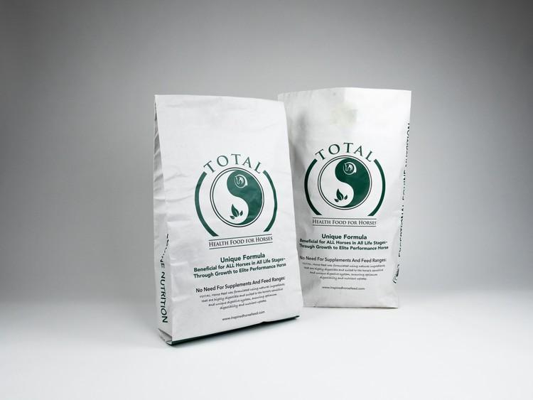 TOTAL Horse Feed - paket med 4 säckar, frakt ingår