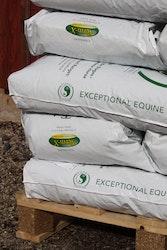 TOTAL Horse Feed - Pall 65 säckar, frakt ingår.