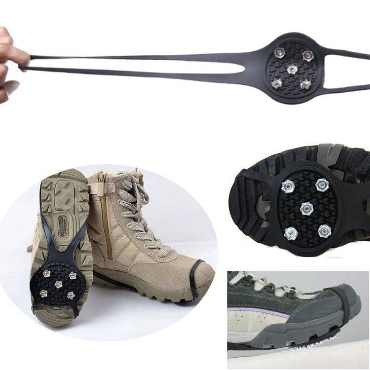 Halkskyddbroddar till skor med 5 dubbar 88