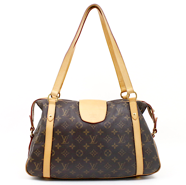 LOUIS VUITTON Stresa PM Monogram Canvas