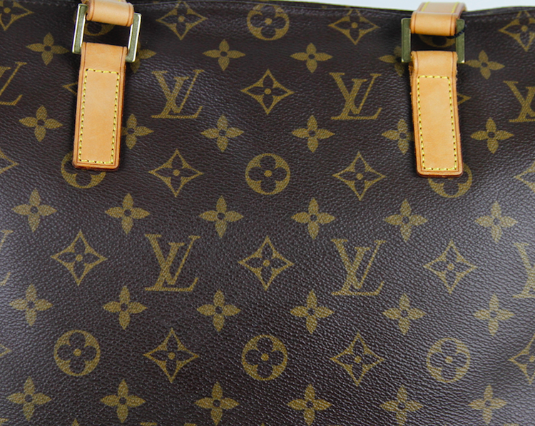 LOUIS VUITTON Mezzo Monogram Canvas