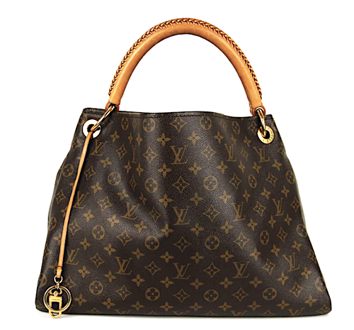 LOUIS VUITTON Artsy MM Monogram Canvas