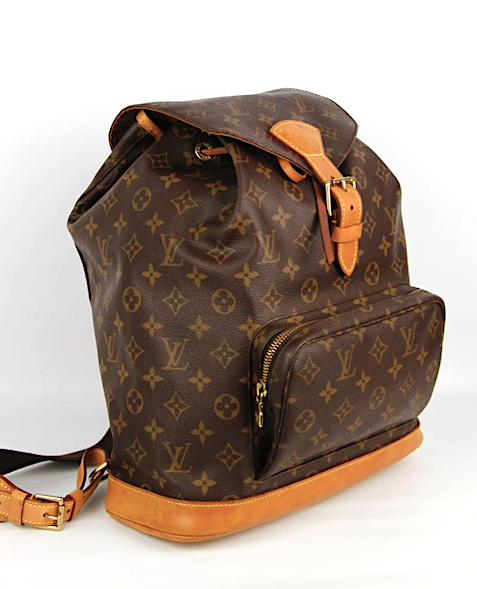 LOUIS VUITTON Ryggsäck GM Monogram Canvas