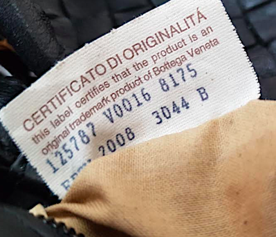 BOTTEGA VENETA Campana Medium Väska