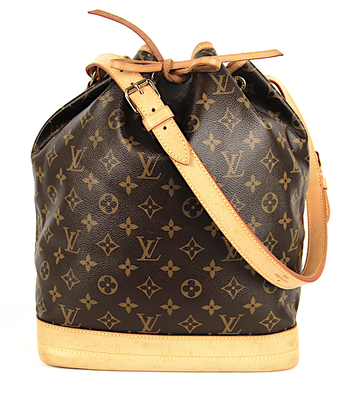 LOUIS VUITTON Noe Monogarm Canvas