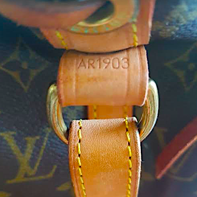 LOUIS VUITTON Noe Väska Monogram Canvas