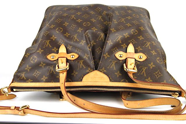 LOUIS VUITTON Palermo GM Väska Monogram Canvas