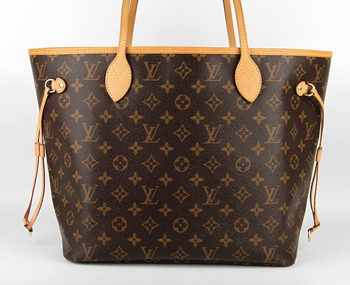 LOUIS VUITTON Neverfull MM Väska Monogram Canvas