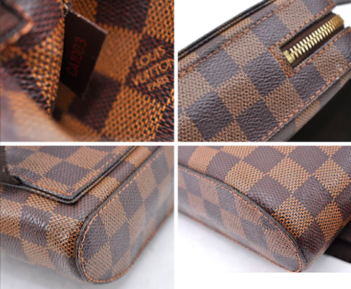 LOUIS VUITTON Geronimos HIP UNISEX  Väska