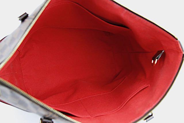 LOUIS VUITTON Damier Canvas Totally GM Väska