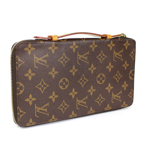 LOUIS VUITTON Travel Organizer Zippy XL Wallet