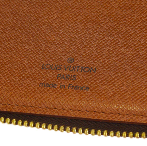 LOUIS VUITTON Travel Organizer Zippy XL Wallet