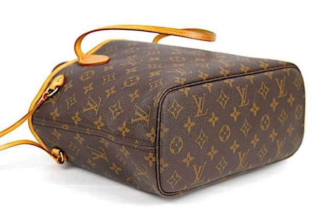 LOUIS VUITTON Neverfull PM Monogram Canvas Väska
