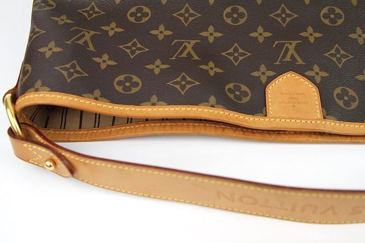 LOUIS VUITTON Delightful PM Monogram Canvas Väska