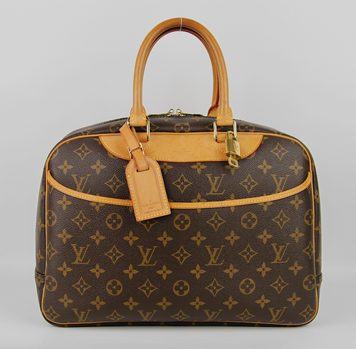 LOUIS VUITTON Deauville Väska Monogram Canvas