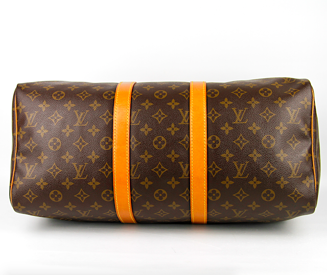 LOUIS VUITTON Keepall 45 Monogram Canvas Väska