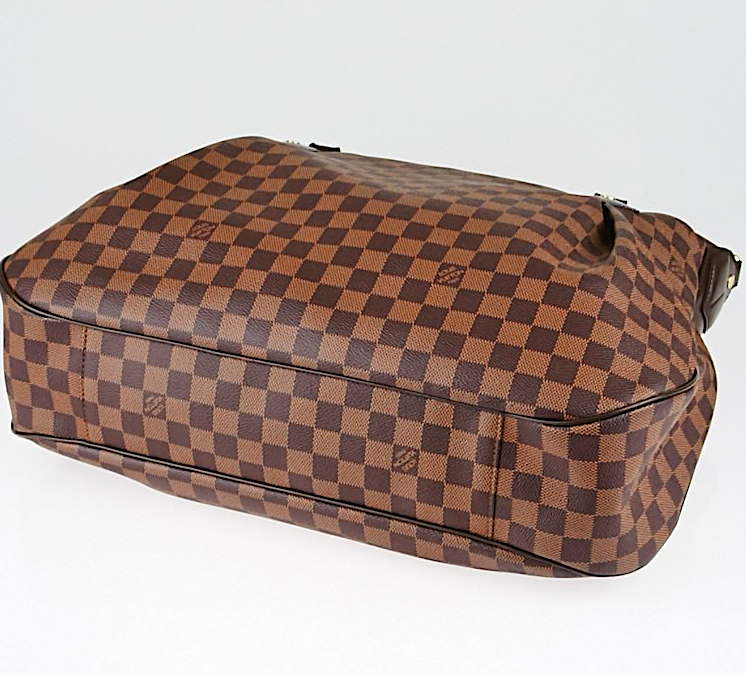 LOUIS VUITTON EVORA GM Damier Canvas Väska