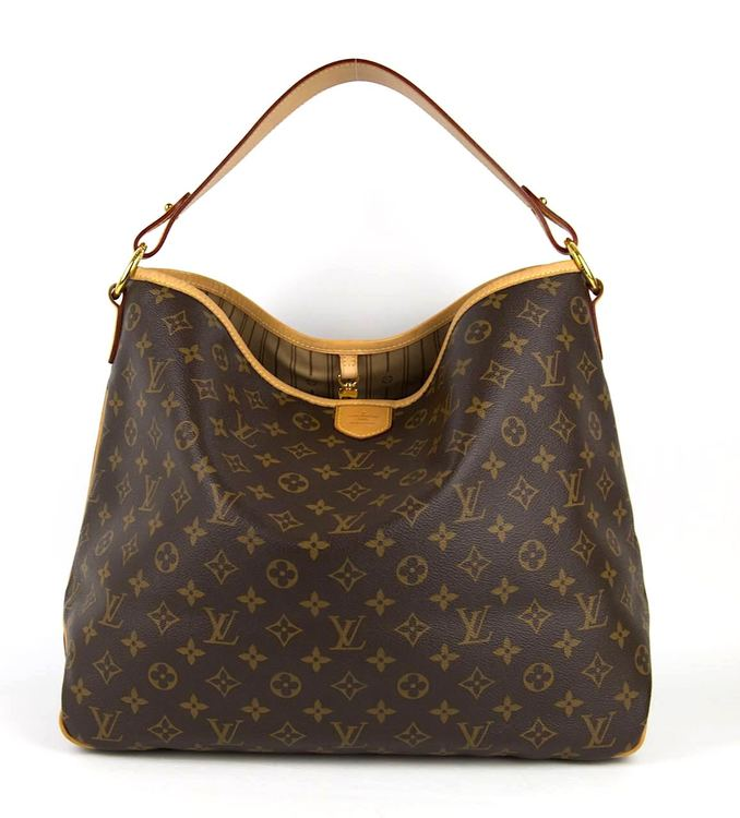 LOUIS VUITTON Delightful MM Monogram Canvas Väska