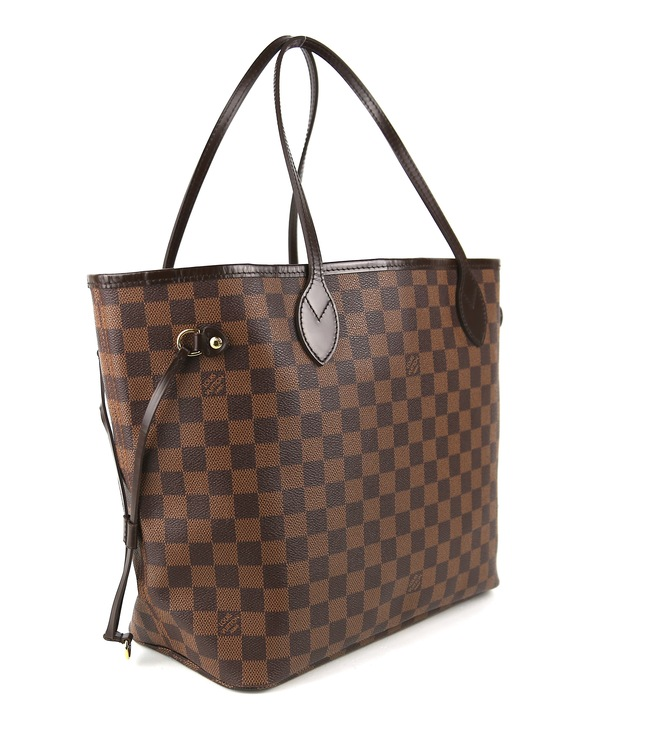 LOUIS VUITTON Neverfull MM Damier Canvas Väska