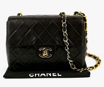 CHANEL MINI CLASSIC Single Flap Väska