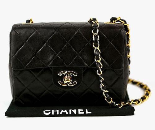 CHANEL MINI CLASSIC Single Flap Väska