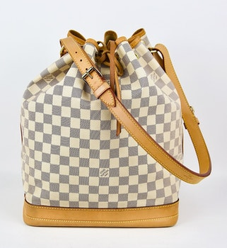 LOUIS VUITTON NOE Väska Damier Canvas