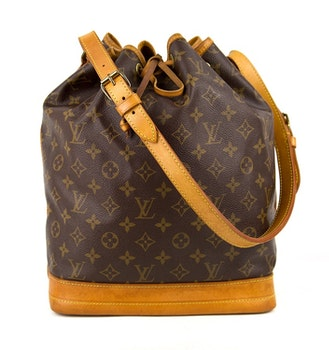 LOUIS VUITTON Noe Vintage Monogram Canvas Väska