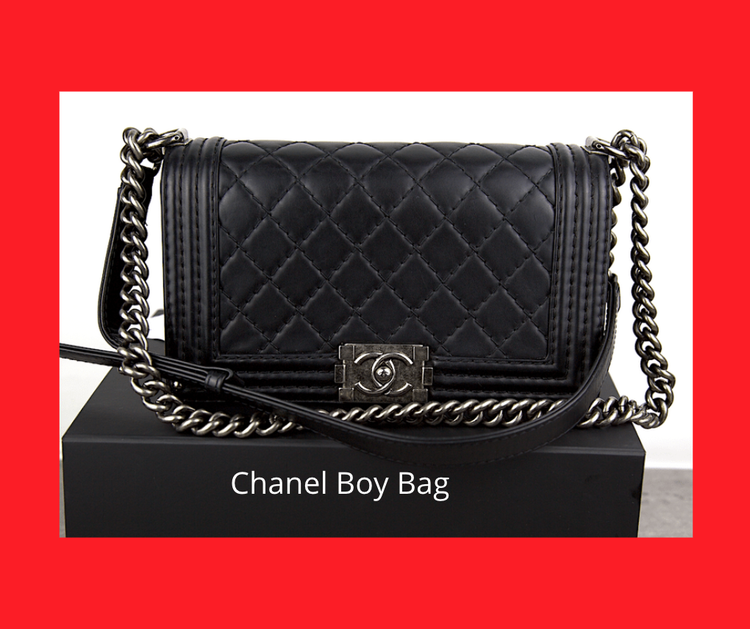 Chanel Boy Medium Väska