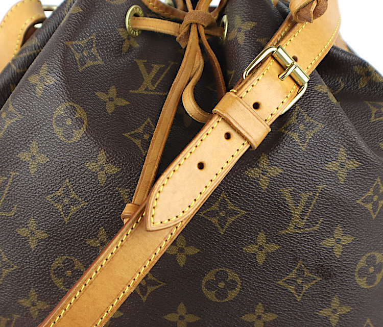LOUIS VUITTON Noe Monogram Canvas Väska