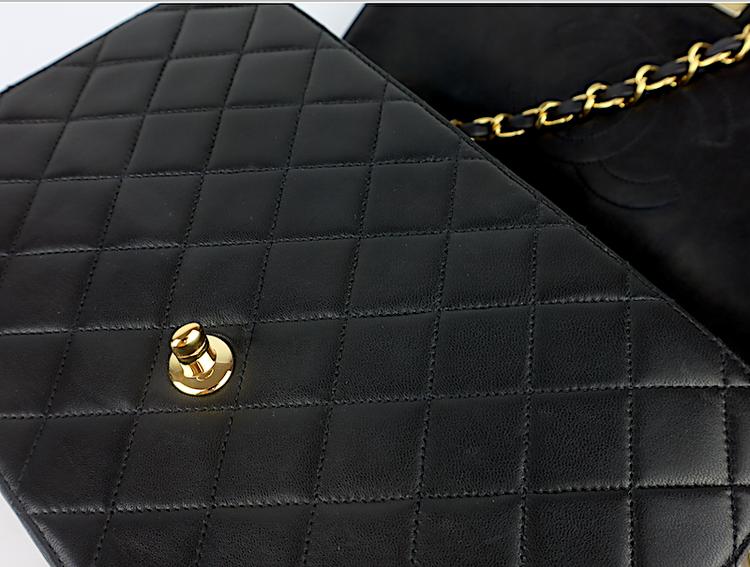 Chanel Single Flap Väska