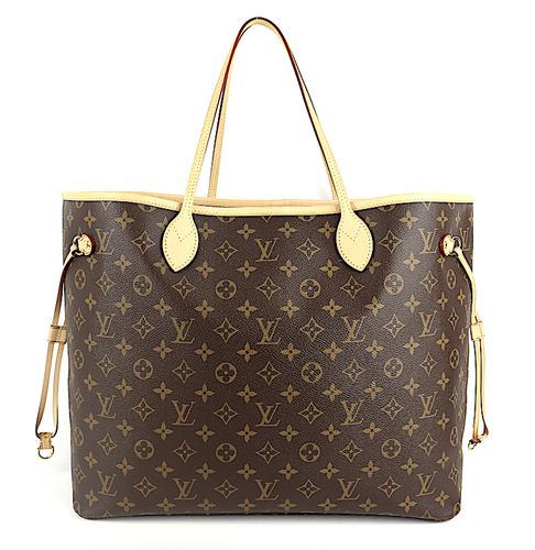 LOUIS VUITTON Neverfull GM Väska Monogram Canvas
