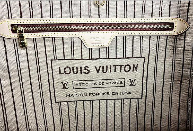 LOUIS VUITTON Neverfull GM Väska Monogram Canvas