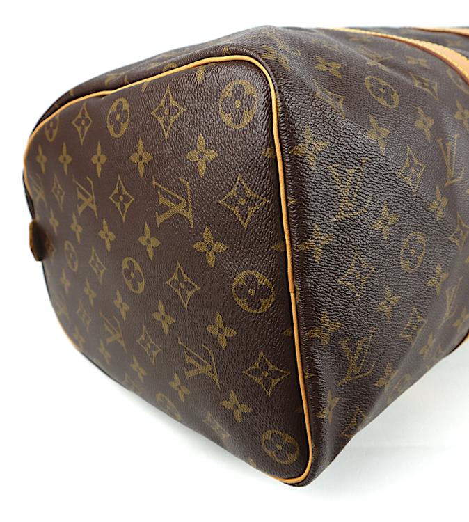 Louis Vuitton Keepall 45 Monogram Canvas Väska