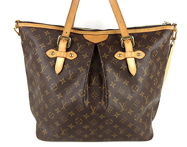 Louis Vuitton Palermo GM Monogram Canvas Väska