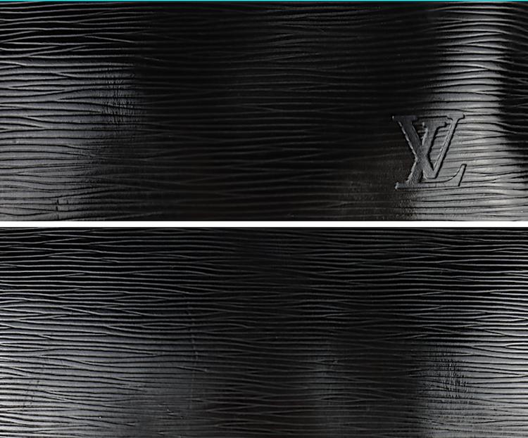 Louis Vuitton Speedy 35 Epi Läder Väska