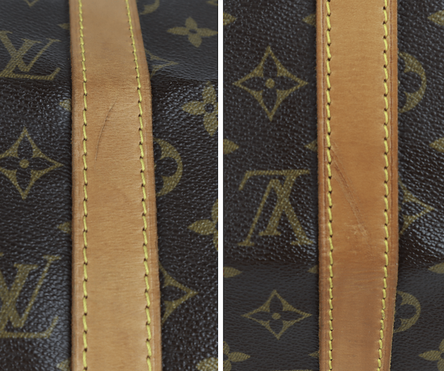 Louis Vuitton Keepall 50 Monogram Canvas Väska