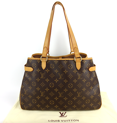 LOUIS VUITTON Horizontal Monogram Canvas Väska