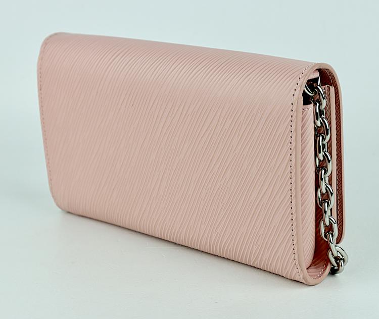 Louis Vuitton Twist Chain Wallet