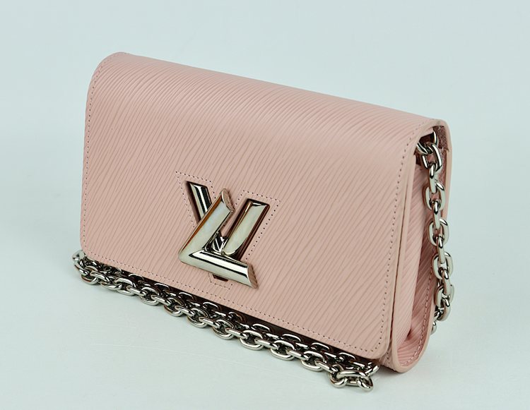 Louis Vuitton Twist Chain Wallet